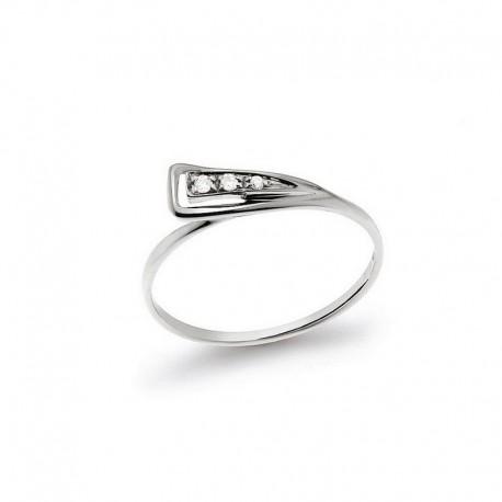 Ring Gold und Diamant