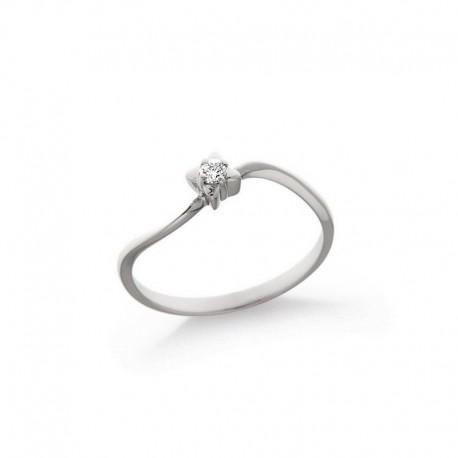 Gold-und Diamant-Ring