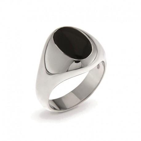 Men's Ring in Sterling Silver