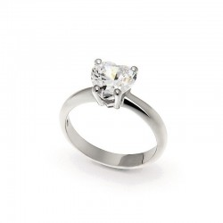 Ring in Sterling Silver and Cubic Zirconia