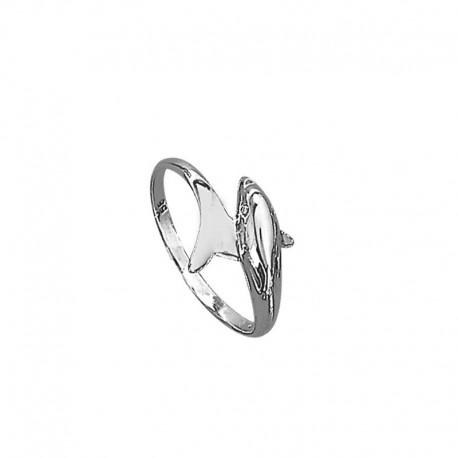 Delphin-Ring