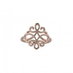 Arabesque ring in silver 925/1000