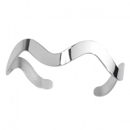 Wave-Armband-Silber 925/1000